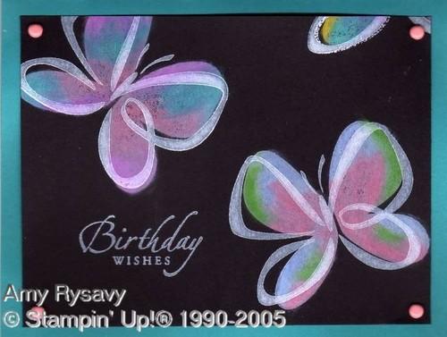 Bold Butterfly